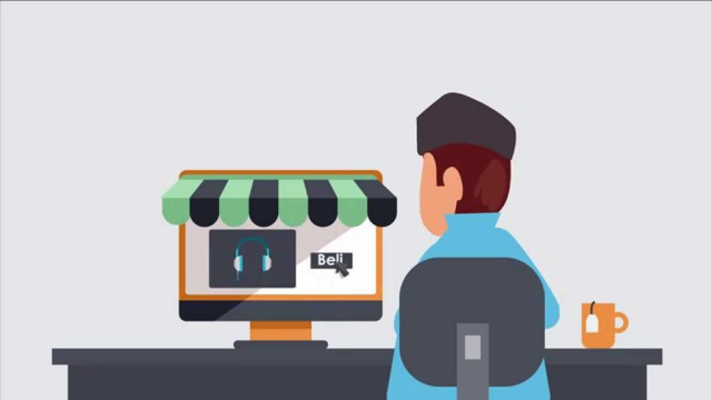 Warung bayar online