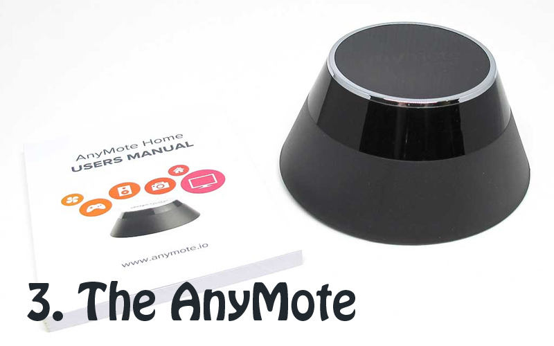 3. The AnyMote
